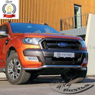 barre sous pare-choc sur ford ranger 2012-2019