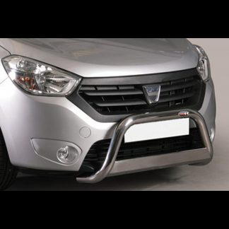 DACIA DOKKER 12- PARE BUFFLE HOMOLOGUE EN INOX, DIAM 60MM ACCESSOIRES INOX / PARE BUFFLE 485,00 € product_reduction_percent
