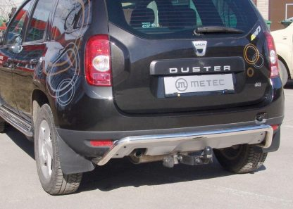 DACIA DUSTER 2018 PROTECTION ARRIERE EN INOX, DIAM 60MM ACCESSOIRES INOX / PARE BUFFLE 300,00 € product_reduction_percent