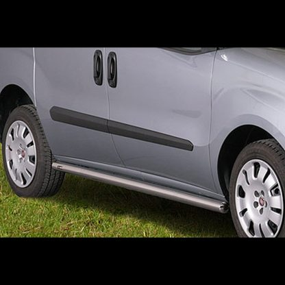 FIAT DOBLO 2010+ PROTECTIONS LATERALES EN INOX, DIAM 60MM II 2010-2015 445,00 € product_reduction_percent