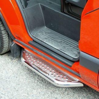 FIAT DUCATO 07+ MARCHE-PIEDS X1 HOMOLOGUE EN INOX, DIAM 42MM, CONDUCTEUR OU PASSAGER METEC III 2007-2013 160,00 € product_red...