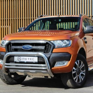 FORD RANGER 12- PARE BUFFLE, BULL BAR INOX HOMOLOGUE METEC 2012+ 475,00 € product_reduction_percent