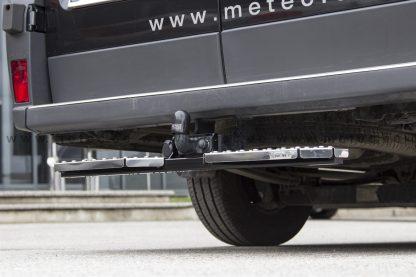 FORD CONNECT 14- MARCHE-PIEDS DOUBLE L1200 EN INOX, SE MONTE DIRECTEMENT SUR L'ATTELAGE Transit Connect 170,00 € product_red...