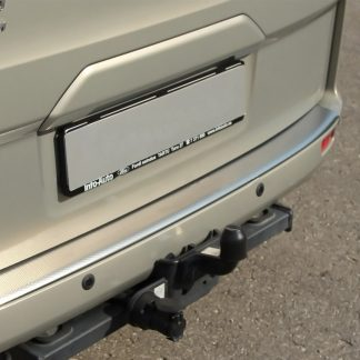 FORD TRANSIT CUSTOM 13- PROTECTION DE SEUIL DE PARE CHOC INOX, BUMPER PLATE EP 1MM METEC Transit Custom 100,00 € product_redu...