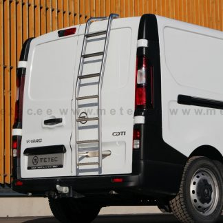 RENAULT TRAFIC 14- ECHELLE INOX ANTIDERAPANTE, LADDER DIAM 30MM METEC Trafic 300,00 € product_reduction_percent
