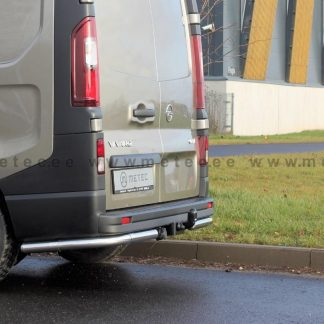 RENAULT TRAFIC 14- PROTECTION ARRIERE INOX, REAR BAR DIAM 60MM METEC Trafic 260,00 € product_reduction_percent