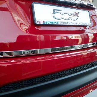 FIAT 500X 2015- BAGUETTE DE HAYON EN INOX CHROME METEC 500X 39,90 €
