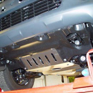 TOYOTA HILUX 06-16 SKIDE PLATE AVANT, PROTECTION CARTER EN ALUMINIUM, PROTECTION MOTEUR AVANT METEC Toyota 250,00 €