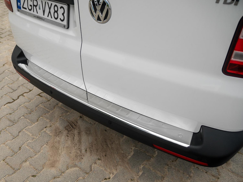 Seuils pour VW Polo 6 C 3 Tuerer Film de Protection Noir Mat 160µm