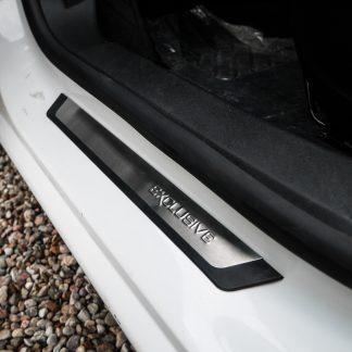 BMW 1 F20 2011- SEUILS DE PORTE INOX CHROME 4PS METEC F20 2011+ 45,00 €