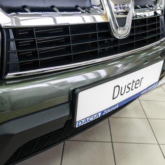 DACIA DUSTER 2010-2012 GRILLE DE CALANDRE - BAGUETTE CHROMÉE EN INOX 1PS METEC Duster 27,00 €