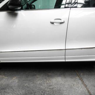 BMW X1 2009- BAGUETTE PORTE LATÉRALE INOX CHROME 4 PS METEC 2009-2013 78,90 €