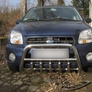 SUBARU JUSTY MK3 PARE-BUFFLE BAS AVEC GRILLE DE PROTECTION CARTER INOX Subaru 389,00 €