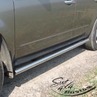 Jeu de marchepieds ALMOND en aluminium pour Nissan Murano Z51 2007 173