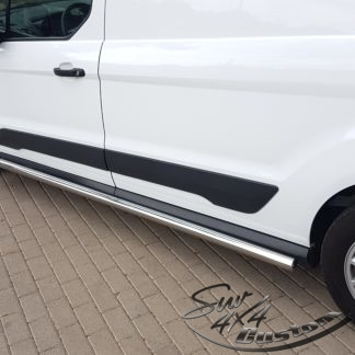 FORD TRANSIT CONNECT 2012+ PROTECTIONS LATERALES INOX DIAM 60MM, SIDE BAR II 2013+ 295,00 €