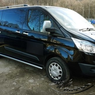 FORD TRANSIT CUSTOM 2012+ PROTECTIONS LATERALES INOX DIAM 60MM, SIDE BAR Transit Custom 330,00 €