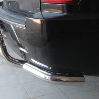 JEEP GRAND CHEROKEE 2005-2010 PROTECTION ARRIERE INOX, REAR BAR DIAM 60MM WK 2004-2010 250,00 €