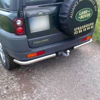 LAND ROVER FREELANDER 1998-2003 PROTECTION ARRIERE INOX, REAR BAR DIAM 60MM I 1996-2006 250,00 €