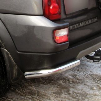 LAND ROVER FREELANDER 2004-2006 PROTECTION ARRIERE INOX, REAR BAR DIAM 60MM I 1996-2006 250,00 €