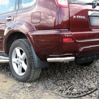 NISSAN X-TRAIL 2001-2006 PROTECTION ARRIERE INOX, REAR BAR DIAM 60MM I T30 2001-2007 250,00 €