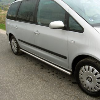 SEAT ALHAMBRA 2000-2006 PROTECTIONS LATERALES INOX DIAM 60MM, SIDE BAR I 1996-2010 330,00 €