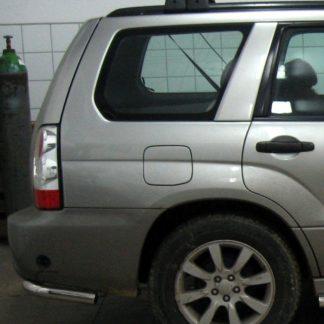 SUBARU FORESTER 2006-2007 PROTECTION ARRIERE EN INOX, REAR BAR DIAM 60MM II 2002-2008 250,00 €