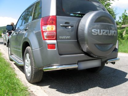SUZUKI GRAND VITARA 2006+ PROTECTION ARRIERE EN INOX, REAR BAR DIAM 60MM II 2005+ 250,00 €
