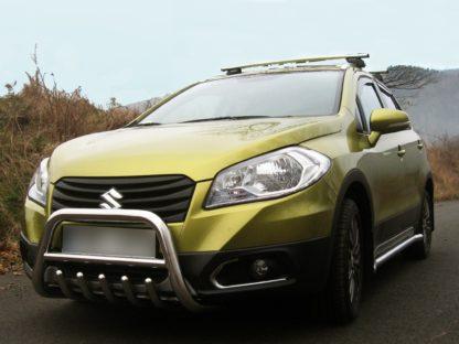 SUZUKI SX4 S-CROSS 2013+ PROTECTIONS LATERALES EN INOX DIAM 60MM, SIDE BAR SX4 S-Cross 330,00 €