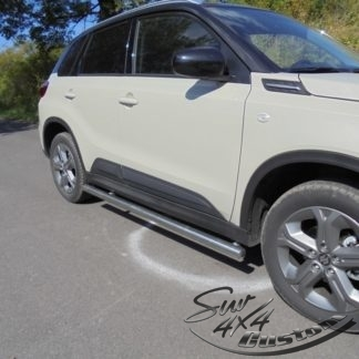 SUZUKI VITARA 2015+ PROTECTIONS LATERALES EN INOX DIAM 60MM, SIDE BAR Vitara 330,00 €