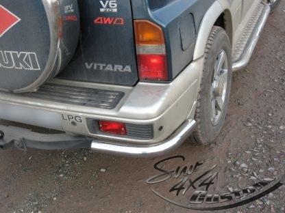 SUZUKI VITARA LONG PROTECTION ARRIERE EN INOX, REAR BAR DIAM 60MM Vitara 250,00 €