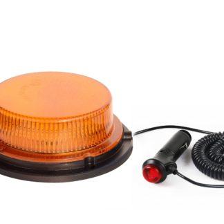 FEU D'AVERTISEMENT LED - SWEDSTUFF 12V DC 9W avec cigarette-plug. ECLAIRAGE AUTO 22,00 €