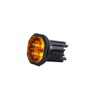 FEU D'AVERTISSEMENT LED DUO - SWEDSTUFF 2x10W 12-24V DC, ECE, (orange) ECLAIRAGE AUTO 75,85 €