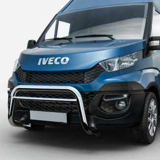 IVECO DAILY 2015+ PARE BUFFLE INOX, BULL BAR DIAM 60MM METEC Iveco 480,00 € product_reduction_percent