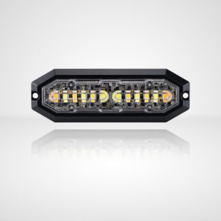 Feu flash 12 LED, 12-24V DC, 20W Amber & White LED ECLAIRAGE AUTO 112,55 €