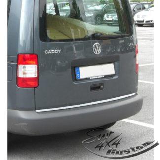 GARANTI 6ANS, PROTECTION DE SEUIL DE COFFRE INOX VW T6 15-