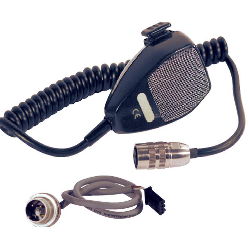 MICROPHONE AVEC CONNECTEUR IP67 POUR AVERTISSEURS EW/EMH – MIC1
