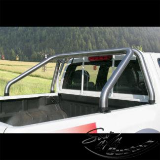 ARCEAU DE BENNE EN INOX (MAT) SUR MAZDA BT-50 2007-2009