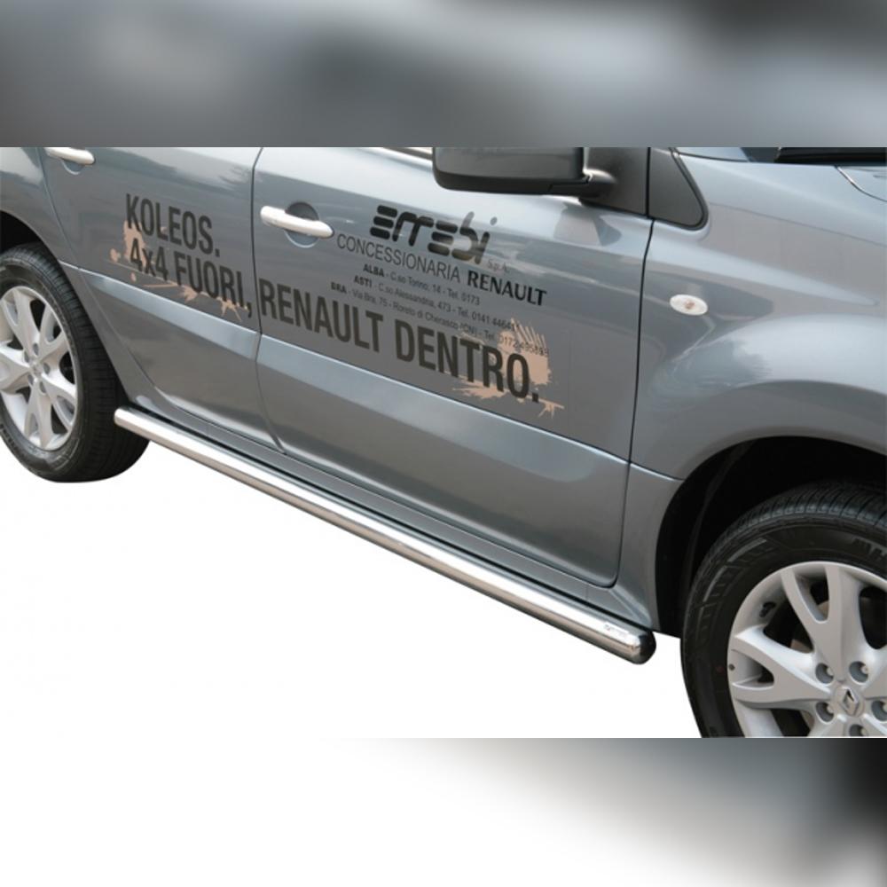 PROTECTION LATERAL TPS INOX SUR RENAULT KANGOO 2008-2013
