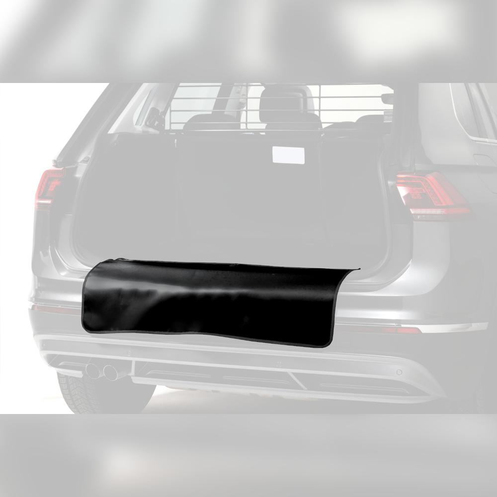 Tapis de protection de pare-chocs (Noir) 116cm x 57cm (lxL)